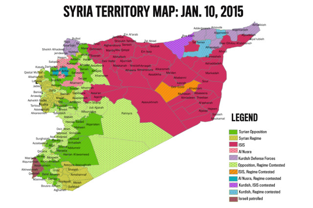 ISIS-KURD